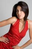 Modelo asiático Fotografía de archivo