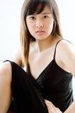 Modelo asiático joven Imagenes de archivo