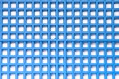 Modelo azul Fotos de archivo