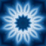 Modelo azul Imagenes de archivo