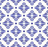 Modelo azul de cerámica libre illustration