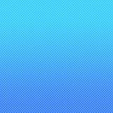 Modelo azul de la verificación Fotografía de archivo