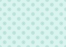 Modelo azul de los seamles Fotografía de archivo libre de regalías
