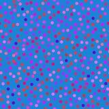 Modelo azul manchado Libre Illustration