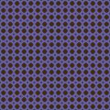 Modelo azul y marrón Imagenes de archivo