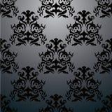 Modelo barroco negro exclusivo Imagen de archivo libre de regalías
