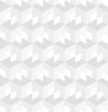 Modelo blanco de la textura Fotos de archivo