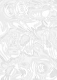 Modelo blanco del papel de mármol Imagen de archivo