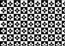 Modelo blanco negro Imagen de archivo libre de regalías