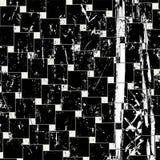 Modelo blanco y negro, stock de ilustración