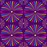 Modelo brillante abstracto ilustración del vector