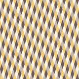 Modelo caliente inconsútil del color. Fondo del Rhombus Imagen de archivo