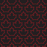 Modelo canadiense Imagen de archivo libre de regalías