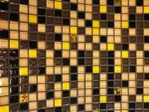 Modelo Checkered Imagen de archivo