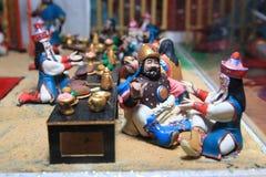 Modelo chino Imágenes de archivo libres de regalías