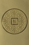 Modelo chino del Año Nuevo imagen de archivo