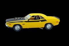 Modelo clássico do carro fotografia de stock