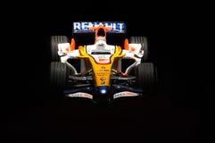Modelo Collectible do brinquedo, Renault imagens de stock