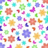 Modelo colorido Foto de archivo libre de regalías