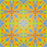 Modelo colorido abstracto inconsútil con pendiente Fotografía de archivo libre de regalías