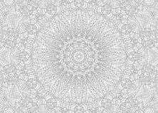 Modelo concéntrico abstracto del esquema libre illustration