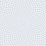 Modelo convexo geom?trico de la rotaci?n Dise?o abstracto libre illustration