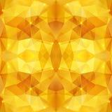 Modelo cristalino del extracto del vector de la miel libre illustration