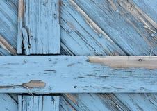 Modelo cruzado de madera Fotos de archivo libres de regalías