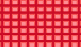 Modelo a cuadros rojo abstracto moderno simple Imagen de archivo libre de regalías