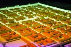 cidade 3D romana Imagens de Stock