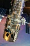 Modelo da estação espacial no museu de Seattle do voo Fotografia de Stock