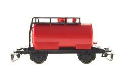 Modelo da estrada de ferro Imagens de Stock Royalty Free