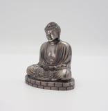 Modelo da grande buddha ou prata de Daibutsu Fotos de Stock