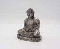 Modelo da grande buddha ou prata de Daibutsu Imagens de Stock Royalty Free