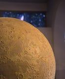 Modelo da lua Foto de Stock