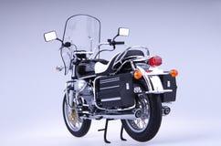 Modelo da motocicleta Fotos de Stock