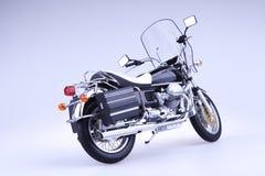 Modelo da motocicleta Imagem de Stock Royalty Free