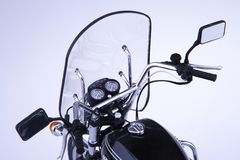 Modelo da motocicleta Imagens de Stock Royalty Free