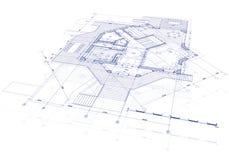 Modelo da planta da casa