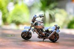 Modelo de acero de la moto del interruptor Fotos de archivo