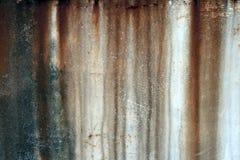 Modelo de acero envejecido Fotografía de archivo libre de regalías