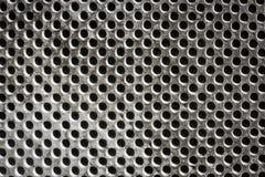 Modelo de agujeros del muro de cemento fotos de archivo libres de regalías