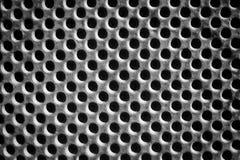 Modelo de agujeros del muro de cemento imagen de archivo