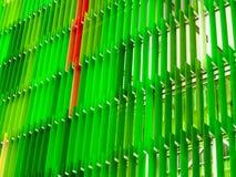modelo de al aire libre interior de las hojas de acrílico Fotos de archivo
