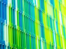 modelo de al aire libre interior de las hojas de acrílico Imagen de archivo libre de regalías
