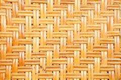 Modelo de bambú de la armadura Fotos de archivo