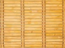 Modelo de bambú tejido Foto de archivo libre de regalías
