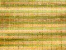 Modelo de bambú tejido Imagen de archivo libre de regalías