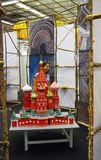 Modelo de Basil Church del santo Fotos de archivo