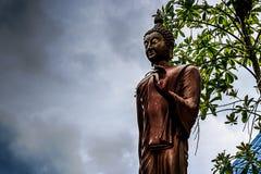 Modelo de Buda Fotografía de archivo libre de regalías